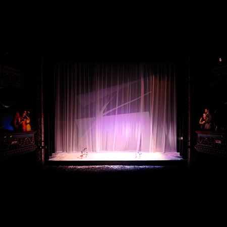 Set and Lighting Design for A Midsummer Night's Dream Royal Lyceum Theatre Edinburgh